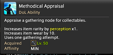 Ffxiv Collectable Rotation